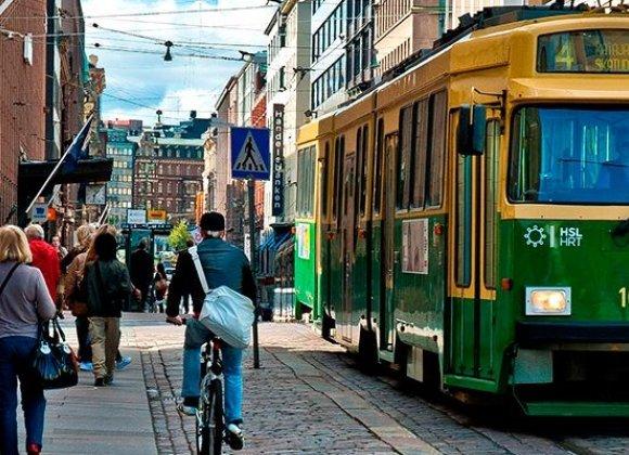 Хельсинки за один день