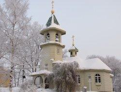 Церковь Святого Николая Чудотворца Иматра