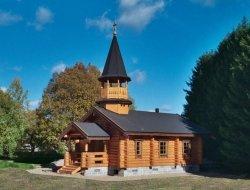 Православная часовня Иитти