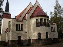 Церковь поселка Инкеройнен