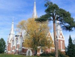 Евангелически-лютеранская церковь Йоэнсуу