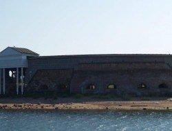 Остров Kukouri или Форт Слава
