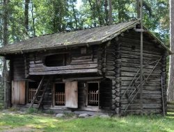 Карельский дом (The Karelian Farmhouse Open Air Museum)