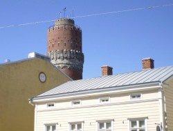 Водонапорная башня Вааса