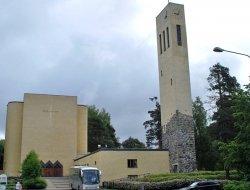 Евангелическо-лютеранская церковь Варкаус