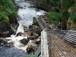 Водопад Ауттинкенгяс