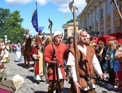 Средневековый рынок